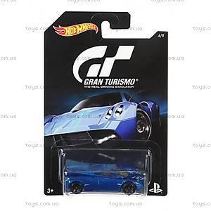 Игрушечный автомобиль серии Gran Turismo Hot Wheels, DJL12, игрушки