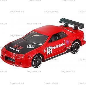 Игрушечный автомобиль серии Gran Turismo Hot Wheels, DJL12, магазин игрушек