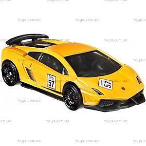 Игрушечный автомобиль серии Gran Turismo Hot Wheels, DJL12, toys.com.ua