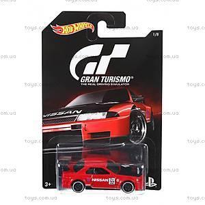 Игрушечный автомобиль серии Gran Turismo Hot Wheels, DJL12