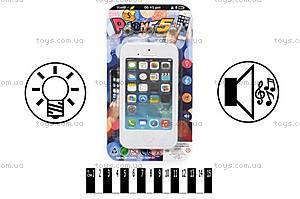 Игрушечный айфон для детей, 6098-25
