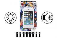 Игрушечный айфон для детей, 6098-25, фото