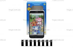 Игрушечный айфон «Робокар Поли», JD-002P