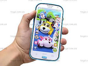 Игрушечный айфон «Врумиз», JD-0883PL2, фото
