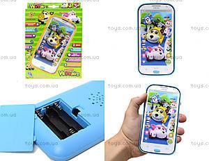 Игрушечный айфон «Врумиз», JD-0883PL2