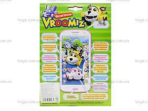 Игрушечный айфон «Врумиз», JD-0883PL2, отзывы