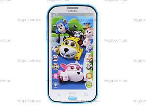 Игрушечный айфон «Врумиз», JD-0883PL2, игрушки