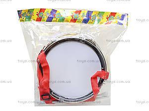 Игрушечный барабан, детский, 2122, фото