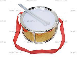 Игрушечный барабан, детский, 2122, цена