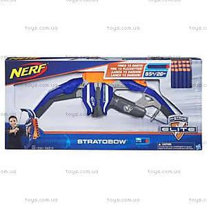 Игрушечный бластер-лук «Нерф Элит», B5574, купить