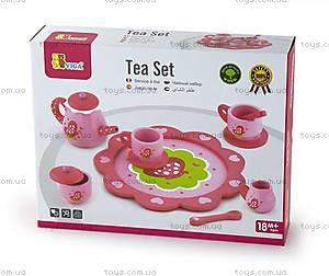 Игрушечный чайный набор, 50343