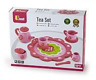 Игрушечный чайный набор, 50343, фото