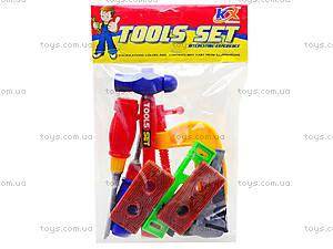 Игрушечный детский набор инструментов , 958, отзывы