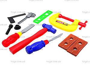 Игрушечный детский набор инструментов , 958, игрушки