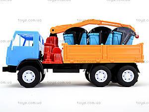 Игрушечный детский самосвал, 280, игрушки