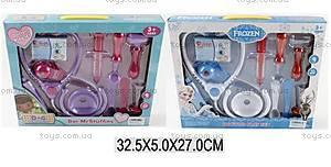 Игрушечный докторский набор Frozen, 4777-04BD
