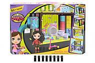Игрушечный домик для куклы, 5005, фото