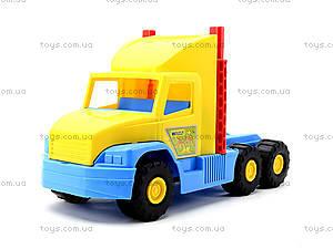 Игрушечный эвакуатор с трактором, 36520, купить