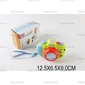 Игрушечный фотоаппарат со шнурком, HJ-8029A