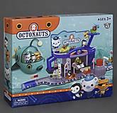Игрушечный гараж серии «Октонавты», HT620DНТ622 D, іграшки