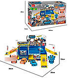 Игрушечный гараж серии «ТОБОТ», 8610, отзывы