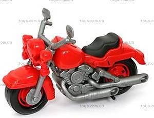 Игрушечный гоночный мотоцикл «Кросс», 6232