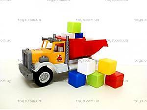 Игрушечный грузовик «Фарго» с 12 кубиками, 12-010-5