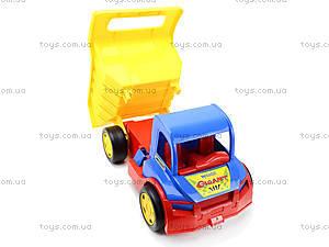 Игрушечный грузовик «Гигант», 65000, фото
