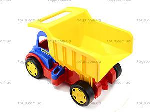 Игрушечный грузовик «Гигант», 65000, игрушки