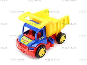 Игрушечный грузовик «Гигант», 65000, детские игрушки