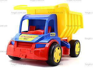 Игрушечный грузовик «Гигант», 65000, магазин игрушек