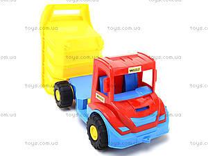 Игрушечный грузовик Multi truck с кеглями, 32220, купить