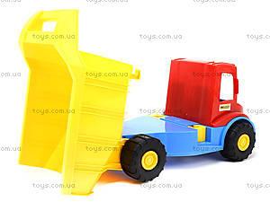 Игрушечный грузовик Multi truck с кеглями, 32220, цена