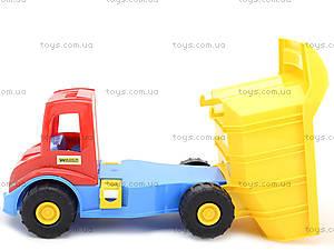 Игрушечный грузовик Multi truck с кеглями, 32220, игрушки