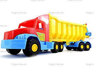 Игрушечный грузовик Super Truck, 36400, фото
