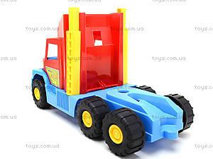 Игрушечный грузовик Super Truck, 36400, отзывы