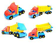 Игрушечный грузовик Super Truck, 36400
