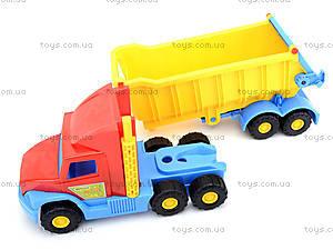 Игрушечный грузовик Super Truck, 36400, детские игрушки