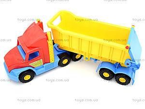 Игрушечный грузовик Super Truck, 36400, магазин игрушек