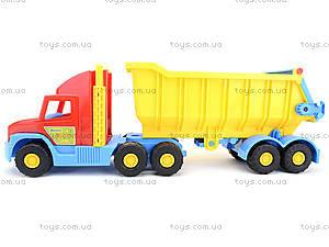 Игрушечный грузовик Super Truck, 36400, toys.com.ua
