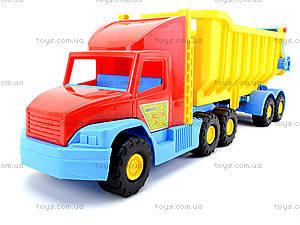 Игрушечный грузовик Super Truck, 36400, toys