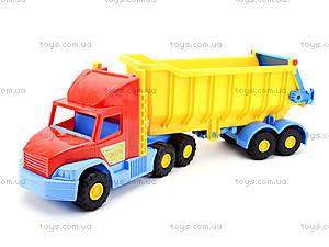 Игрушечный грузовик Super Truck, 36400, іграшки