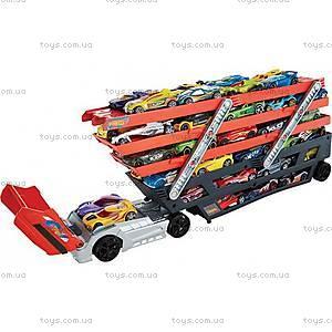 Игрушечный грузовик-транспортер Hot Wheels, CKC09, купить