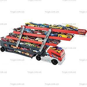 Игрушечный грузовик-транспортер Hot Wheels, CKC09, фото