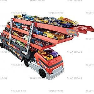 Игрушечный грузовик-транспортер Hot Wheels, CKC09, отзывы