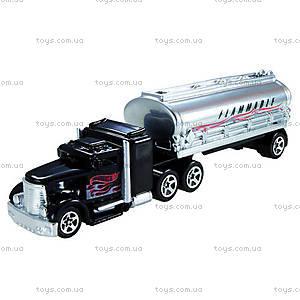 Игрушечный грузовик-трейлер Hot Wheels, BFM60
