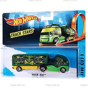 Игрушечный грузовик-трейлер Hot Wheels, BFM60, отзывы