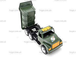 Игрушечный грузовик «Военный», 184А, купить