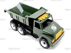 Игрушечный грузовик «Военный», 184А, фото