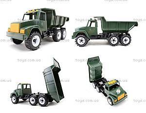 Игрушечный грузовик «Военный», 184А
